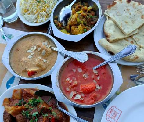 Het lekkerste Indian Food in Breda eet je bij Taj Mahal
