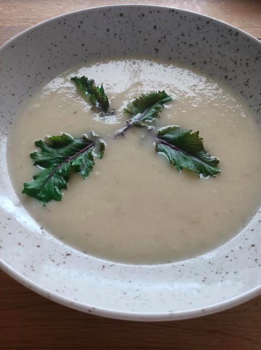 koolrabi soep groentesoep koolrabi recepten wat maak je met koolrabi soep recept fromseedtotable.nl