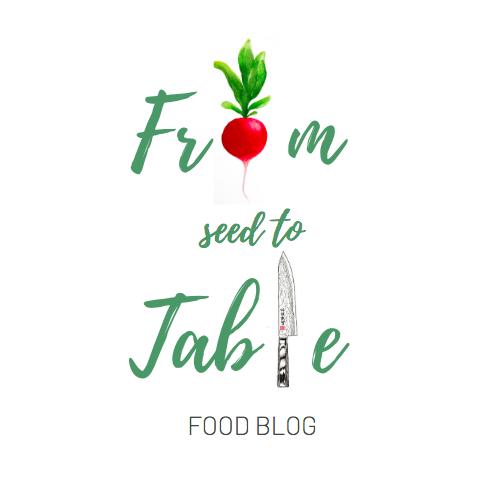 fromseedtotable.nl food blog