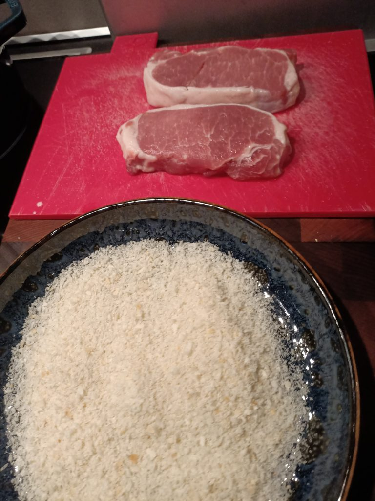 katsudon recept zelf japans varkensvlees in een krokant jasje maken katsudon zelf maken japans recept japanse keuken varkensvlees panko fromseedtotable.nl
